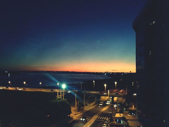 Relaxing Enjoying The Sun Sunset River