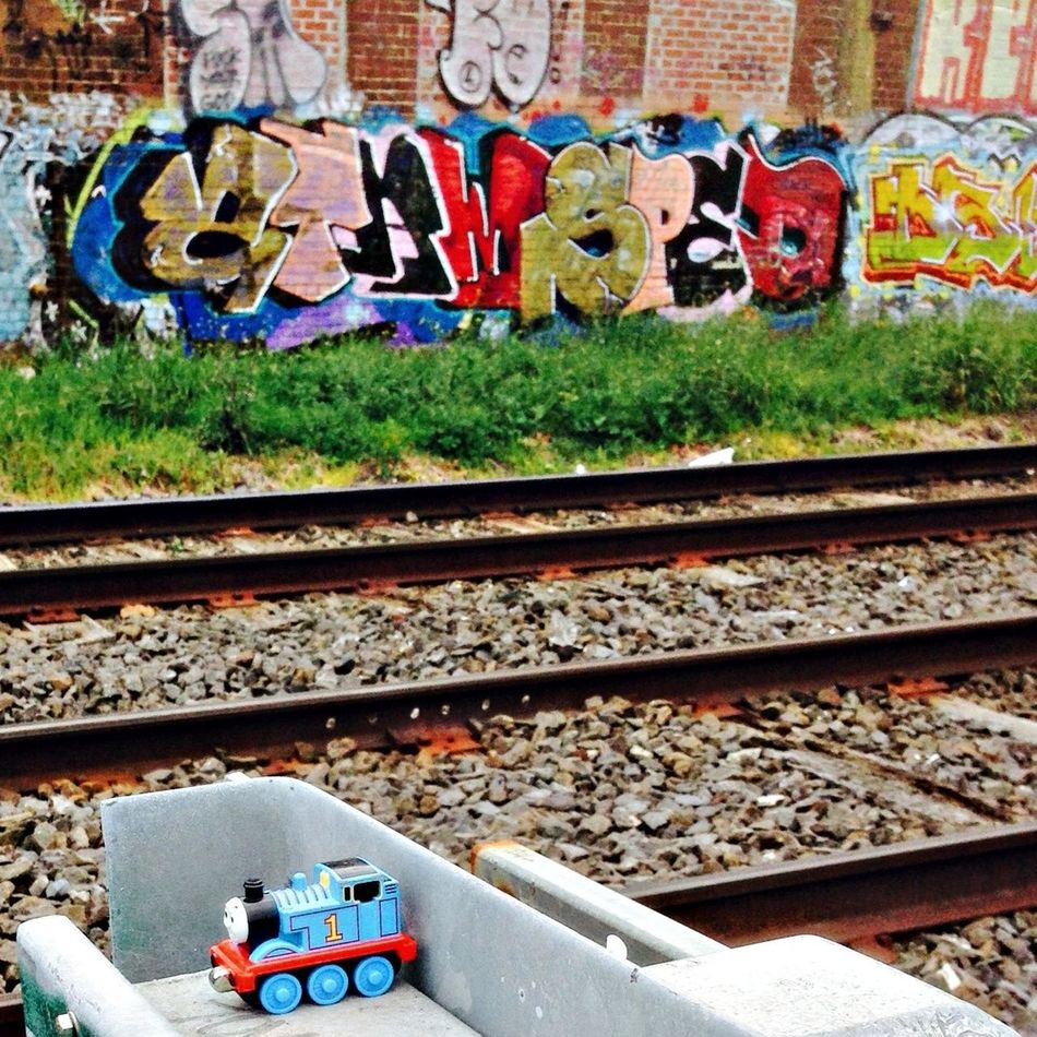 Graffitti Railway