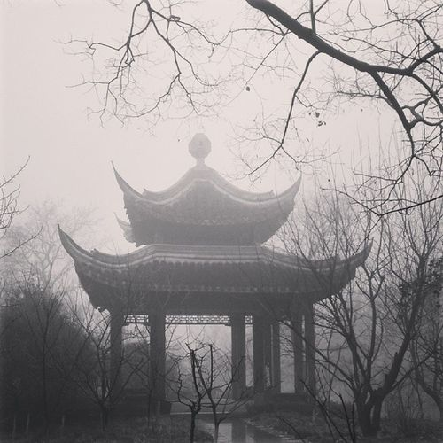 Nanjing Xixia Mountain Mist orning igdaily follow4follow like4like China