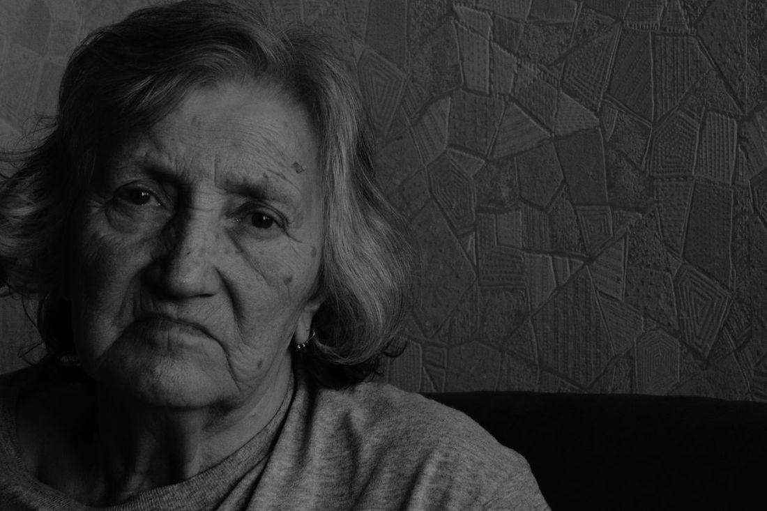 Adult Portrait Looking At Camera Women Close-up Indoors  Grandma Grandma Love  Grandma Love  Grandma Love  ExpressYourself Portrait Photography PeopleAroundTheWorld EyeEmBestPics
