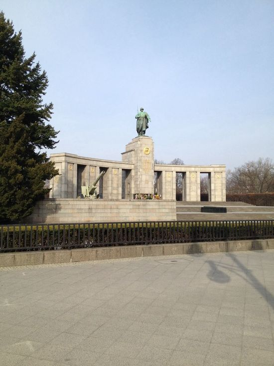 Berlin Holiday Being A Tourist Historical Sights