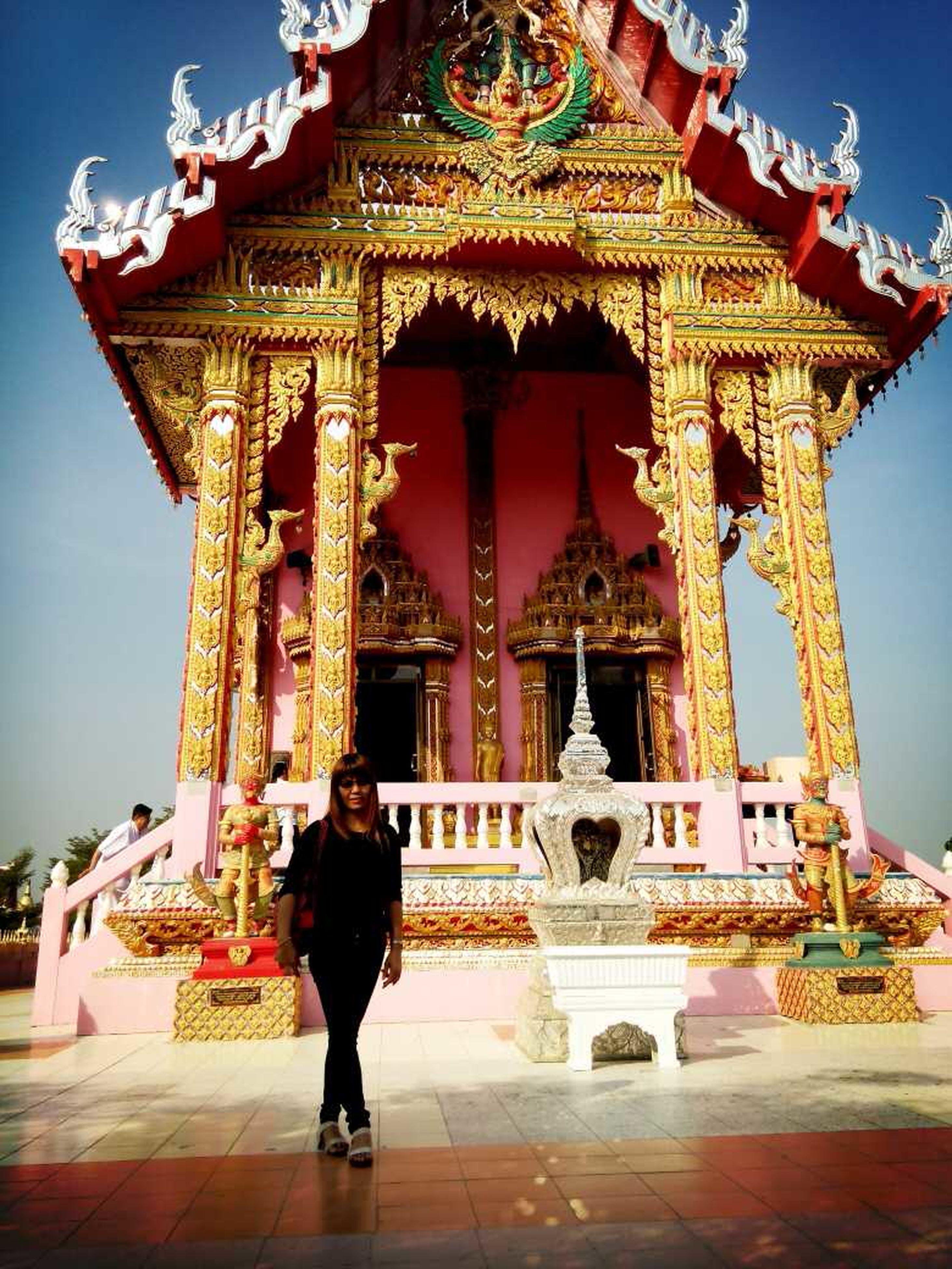 place of worship, architecture, built structure, religion, spirituality, person, building exterior, lifestyles, famous place, temple - building, leisure activity, travel destinations, tourism, men, travel, tourist, tradition, full length, cultures