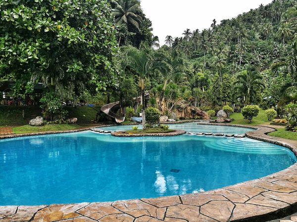 Leyte, Philippines P9photography Philippines Swimming Pool Nature Outdoor Vacation Tree Day Beauty In Nature Swimming