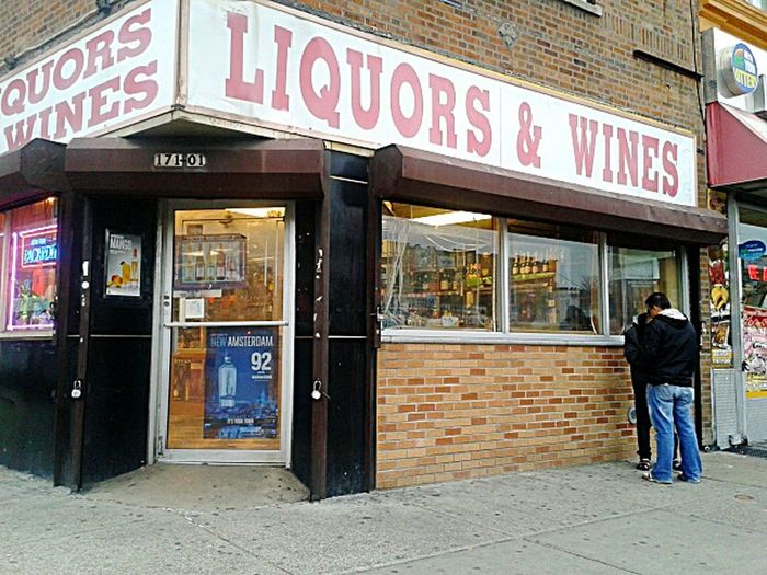 Showcase: January Liquors &Wine.photo by Shell Sheddy Shellsheddyphotography Sheshephoto This Week On Eyeem NYC Street