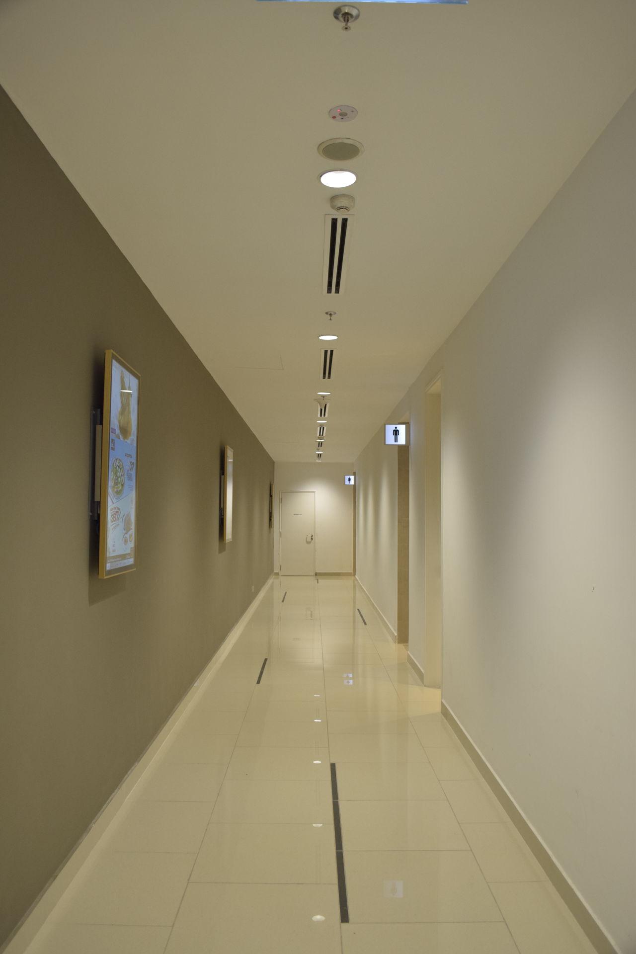 Architecture Day Illuminated Indoors  No People Path Pathwavev Pathway Reflect Light