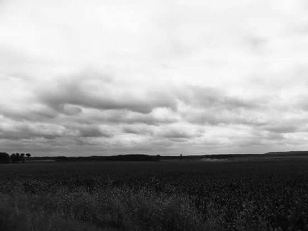 Wide Open Spaces Black And White Photography Clouds Country Fields Pure Michigan