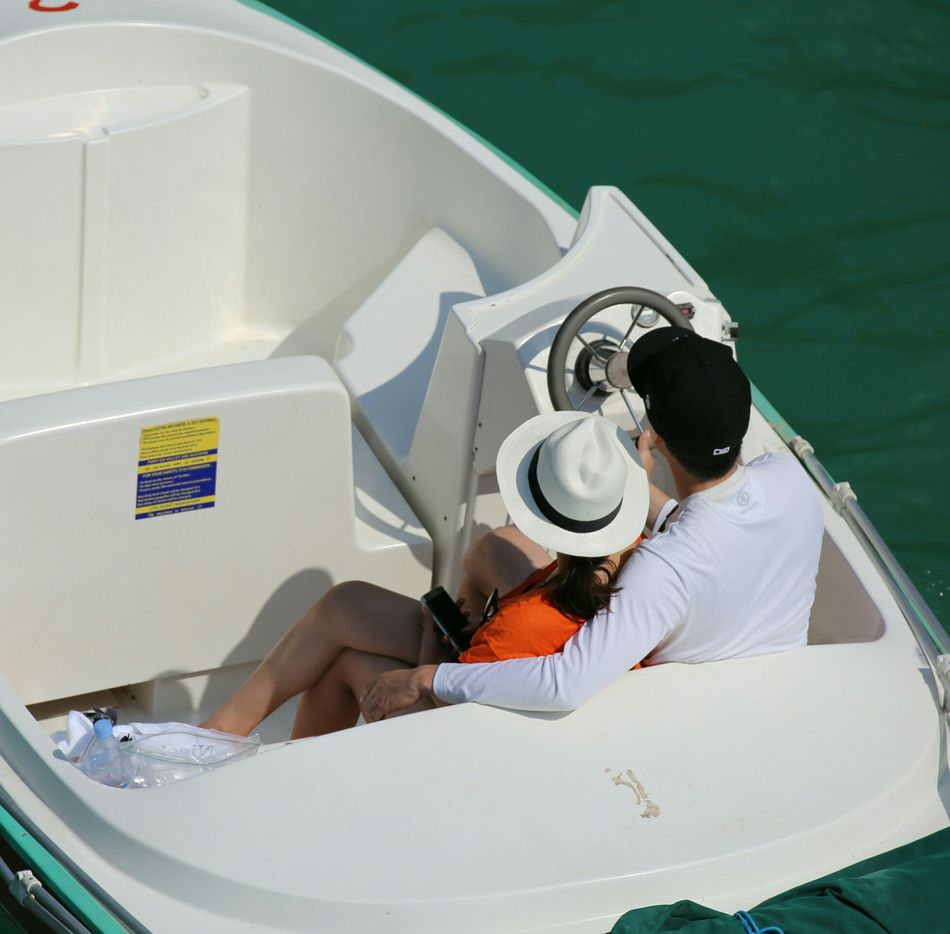 Beautiful stock photos of couples, Boat, Boating, Couple, Day