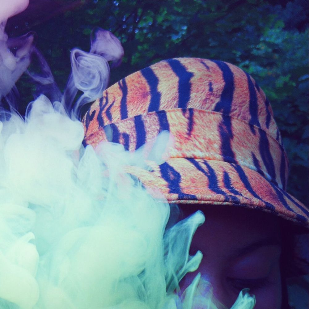 Same picture. Different edit Edited Smoke Colorful...