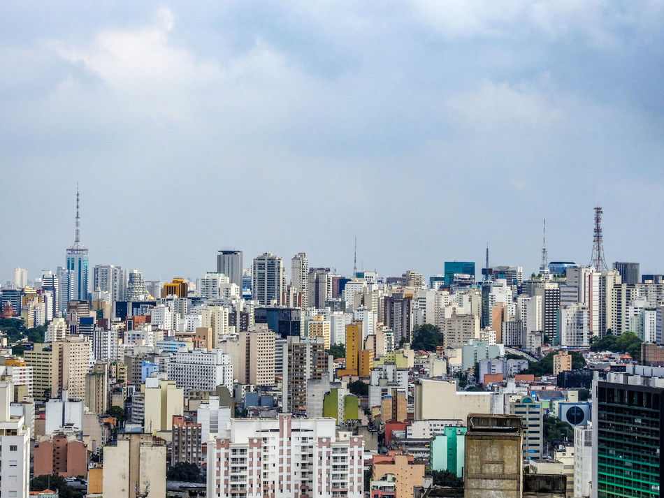 Beautiful stock photos of brasilien, architecture, city, building exterior, built structure