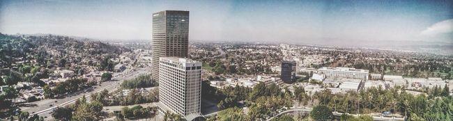 From where I stand. Hollywood Losangeles California Sholaanimashaun