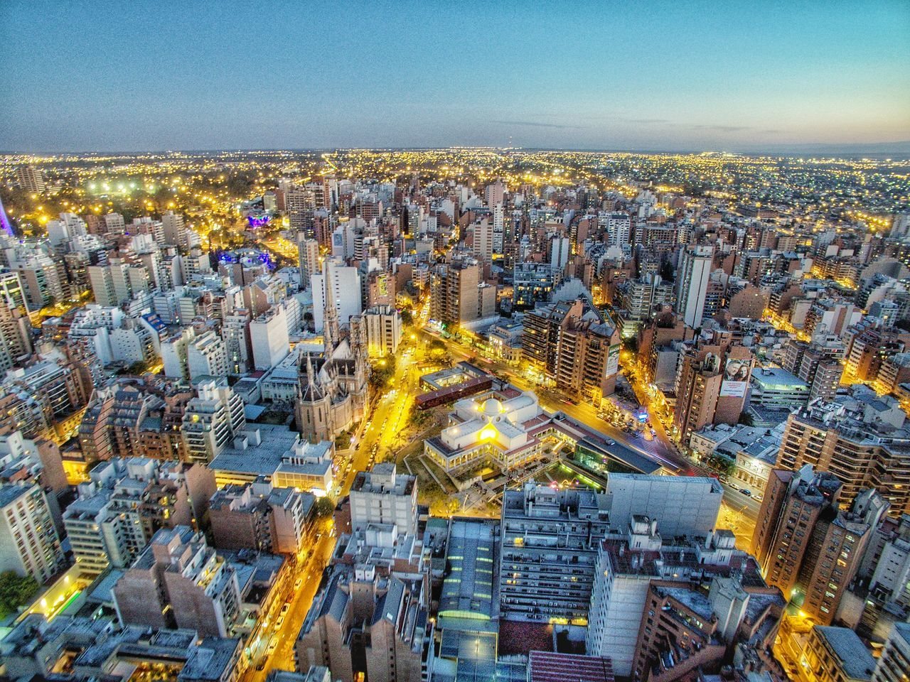 Beautiful stock photos of twilight, Architecture, Argentina, Building Exterior, Built Structure