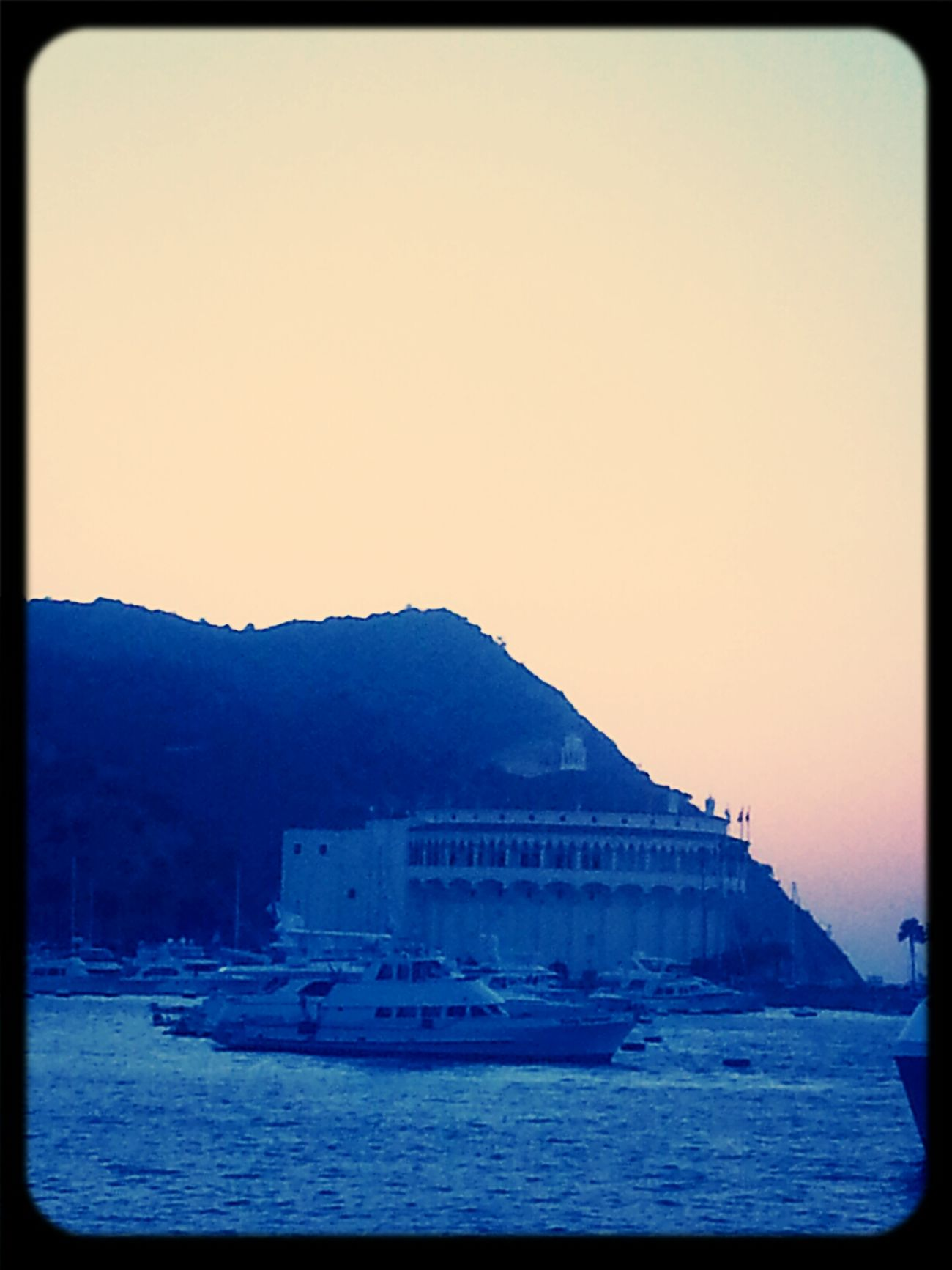 Island Fun Tropical Fun Dusk On Catalina California Dreaming ♥♥♥♥
