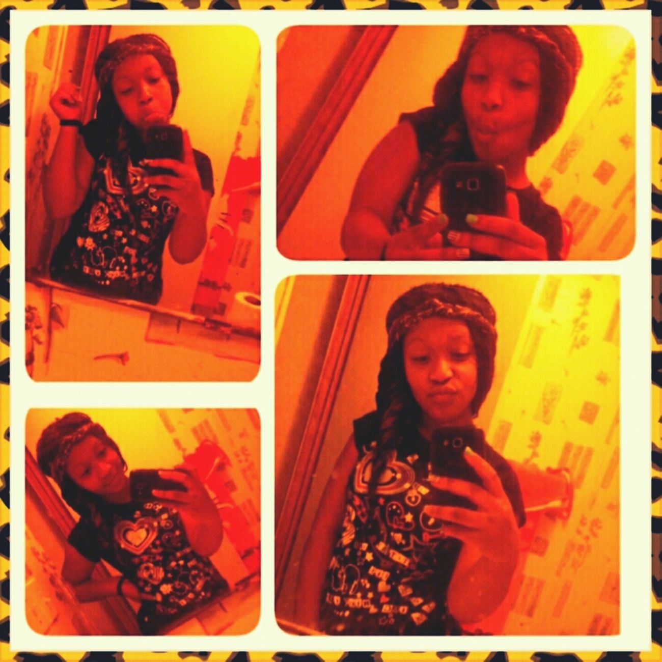 Goodmorning ...lol im finna go to sleep....