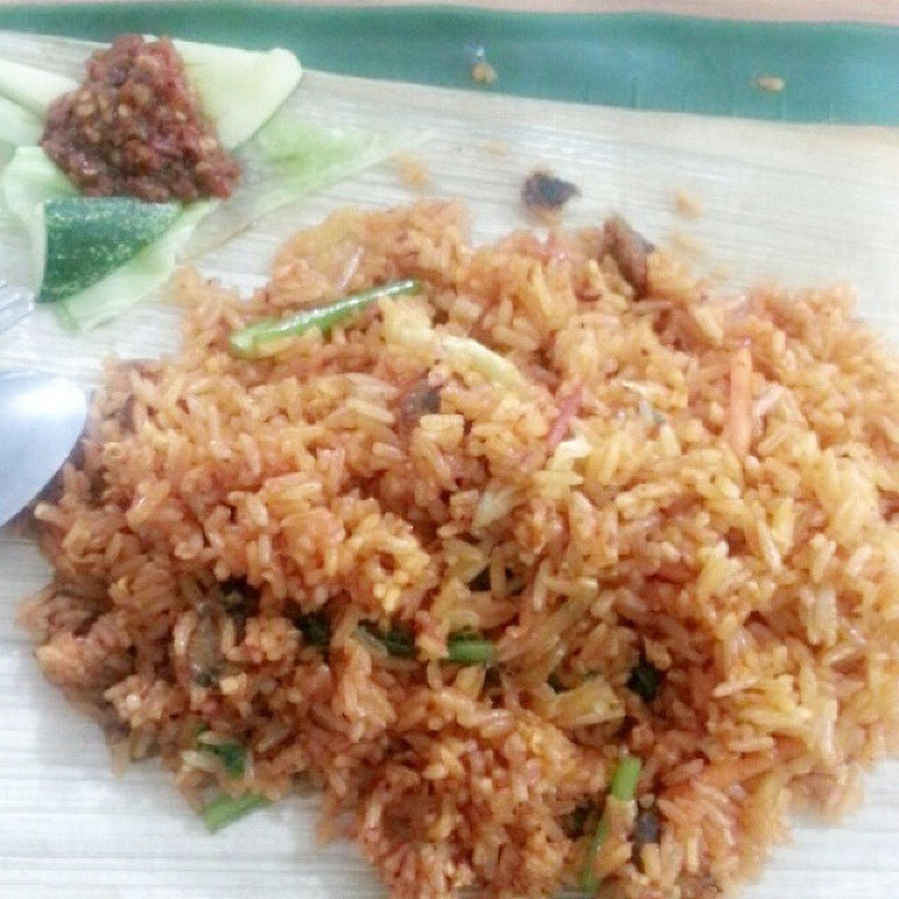 Nasi Goreng Kerang!!! Slurp! Cockles Friedricewithcockles Spicy