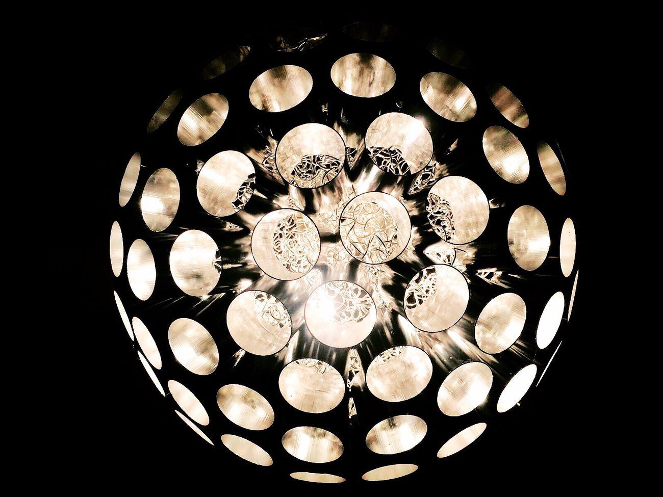 Maledettolampadario No People Black Background Photography Creativity Atmospheric Mood Darkroom Lighting Equipment Lights Lightseffect Direct View