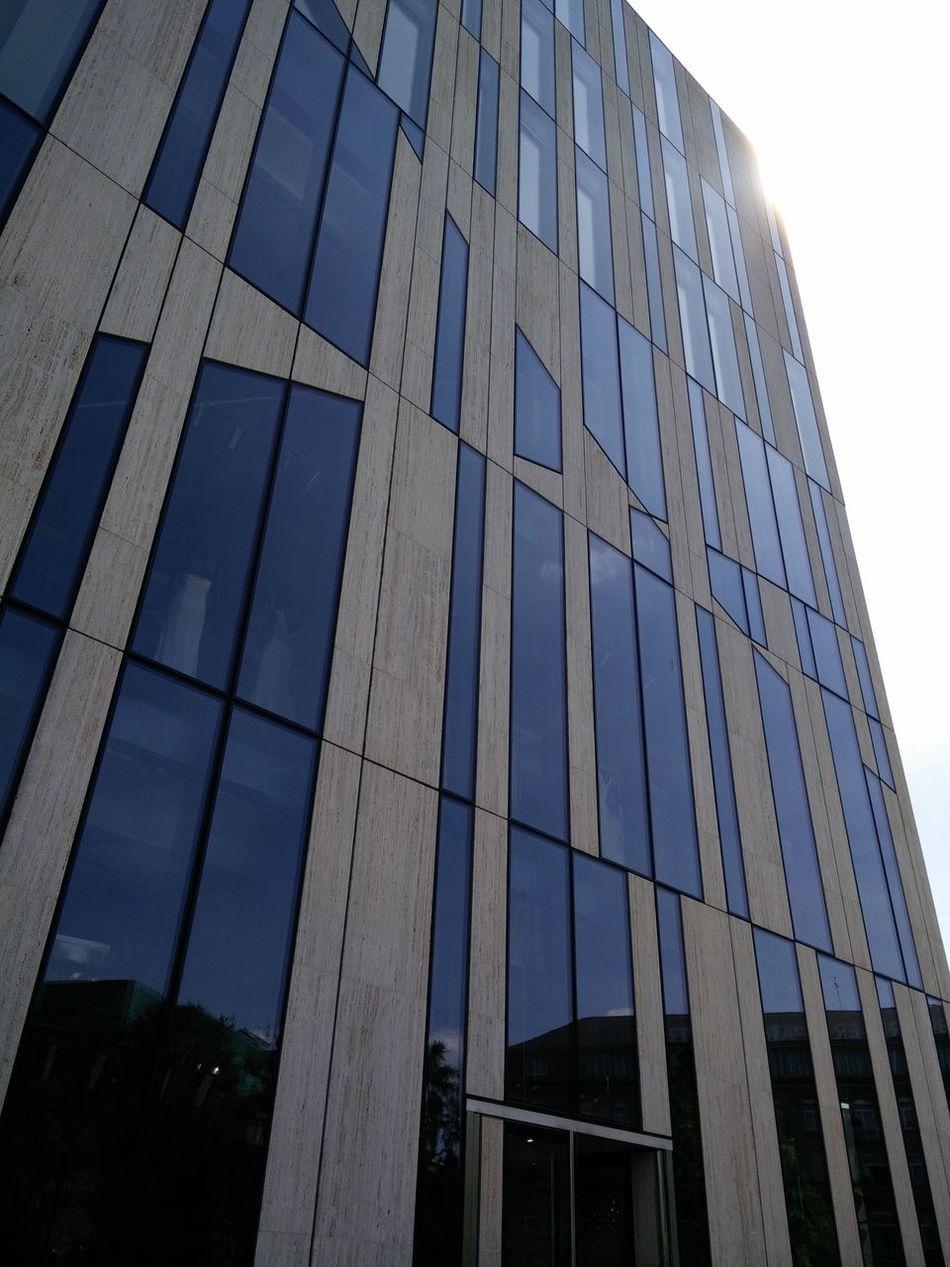 Düsseldorfer Kö-Bogen Architecture Bogen Building City Duesseldorf Koe Koebogen Kö Bogen Kö-Bogen Königsallee Modern