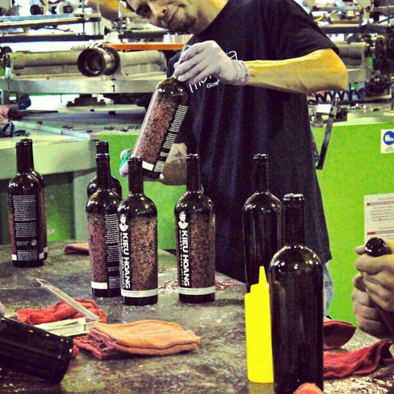 O_o Kieuhoangwine Redcells Redlabel California wine cali nocal napawine