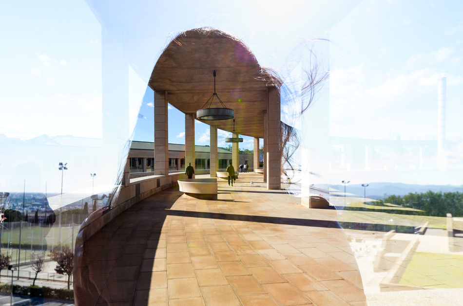 Beautiful stock photos of spain, Architectural Column, Architecture, Barcelona, Built Structure