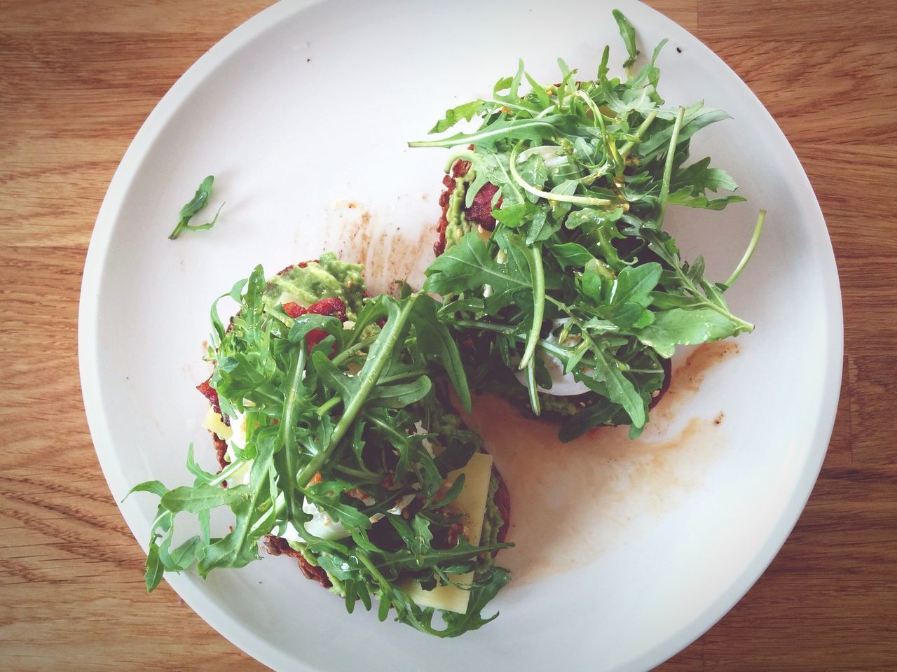 Avocado Smash Breakfast Dukkah Healthy Food Yummy Poached Eggs