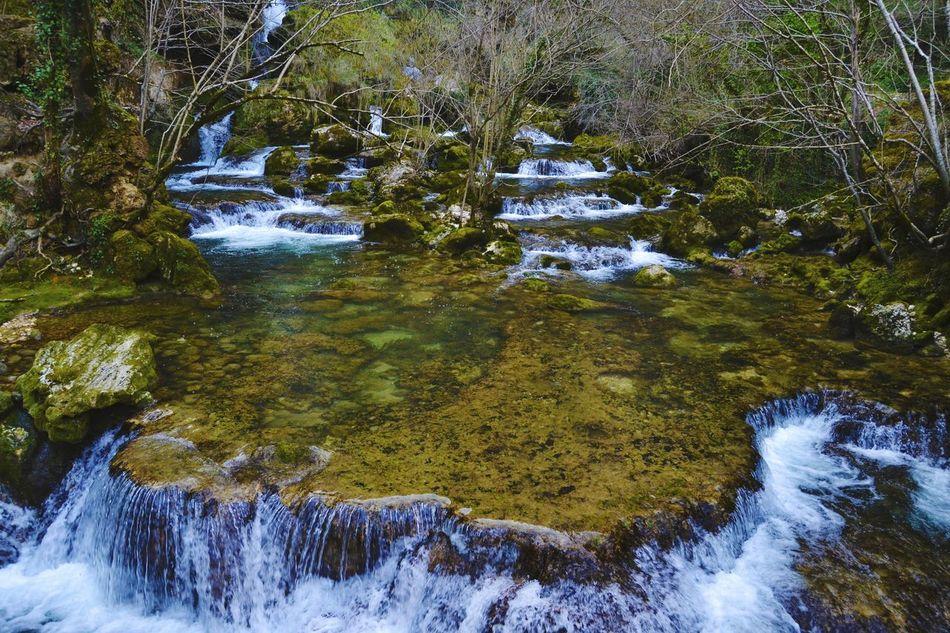 Happy Nature Naturaleza Montana Mountain Vida Water Agua Sonrisa Urederra Navarra