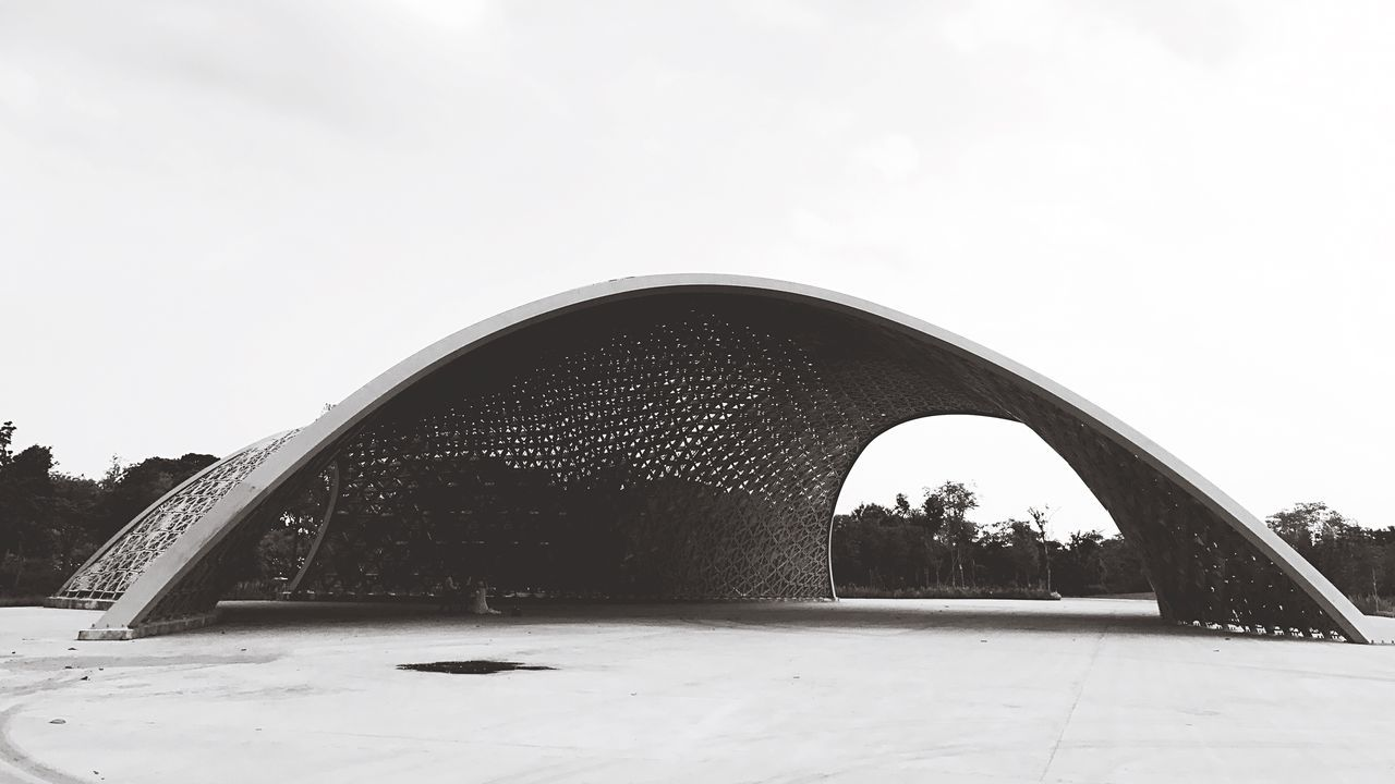 Blackandwhite Architecture