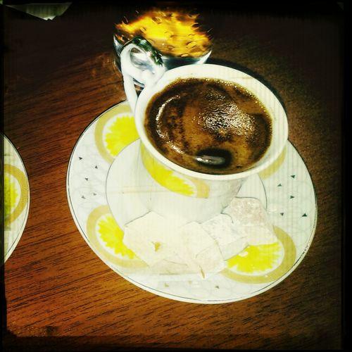 Yorgunluk ve Kahve :)