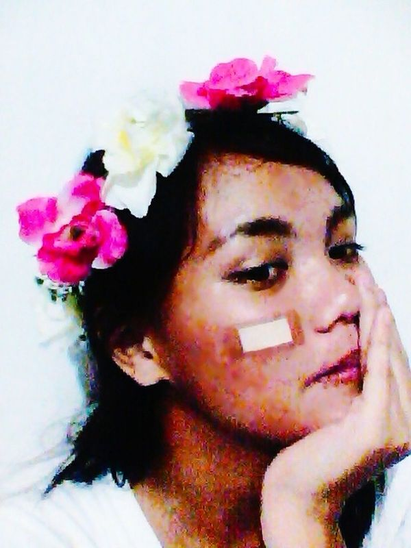 Imperfection is Beautiful ♥ Pink Florals 😚😚