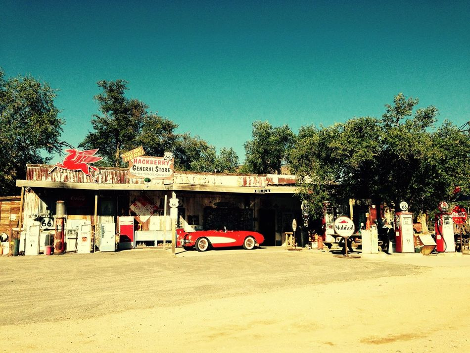 Getting Inspired Route 66 United States IPhoneography