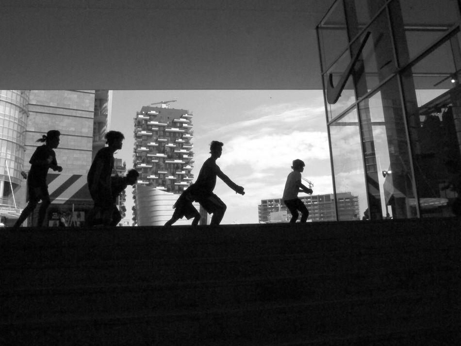 Beautiful stock photos of dance, Architecture, Boys, Built Structure, City