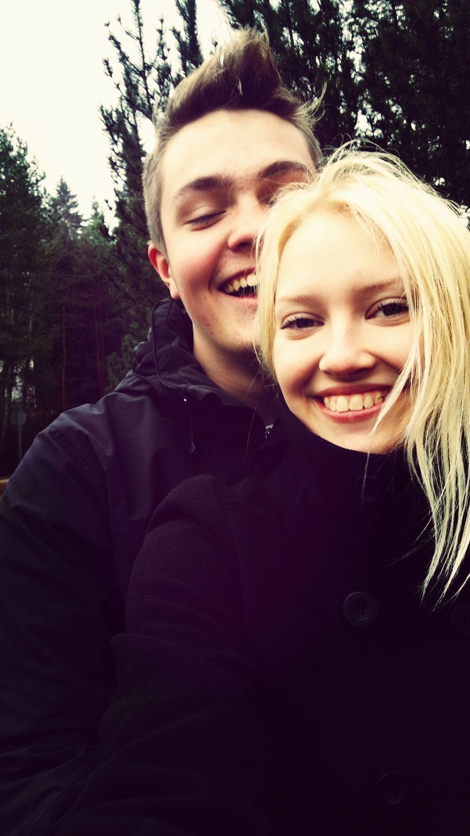??❤ Enjoying Life Happy Couple