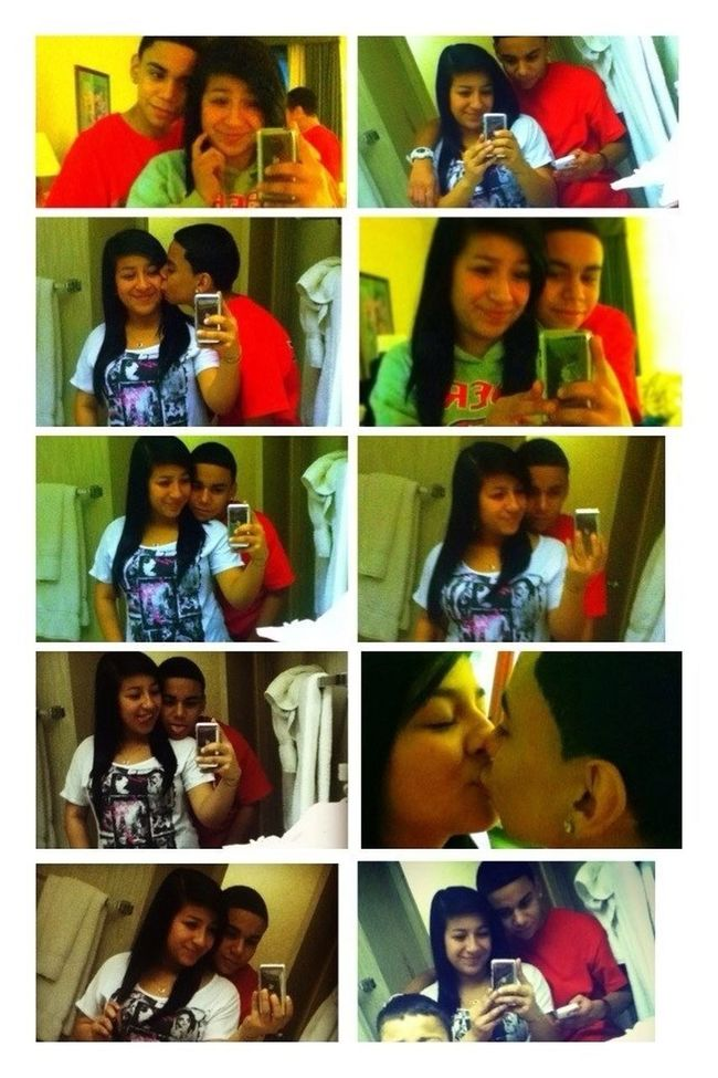 She is the best thing that's ever happened to me and I love her soo much <3