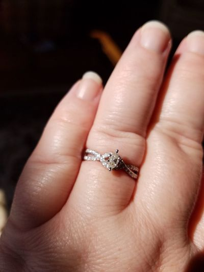 EyeEm Selects Human Hand Human Body Part One Person Human Finger One Woman Only Close-up Jewelry Ring Indoors  Diamond Ring Engaged! Engagement Engagement Ring Marquise Diamonds Little Switzerland, NC