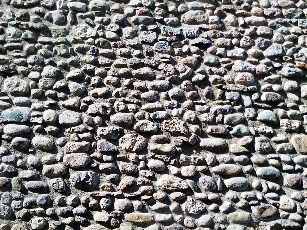 Abundance Arrangement Backgrounds Day Full Frame Heap Large Group Of Objects Nature No People Outdoors Pattern Wall Pebble Repetition Rovato Via Vighenzi Sky Stone Stone - Object Texture Rock Tranquility
