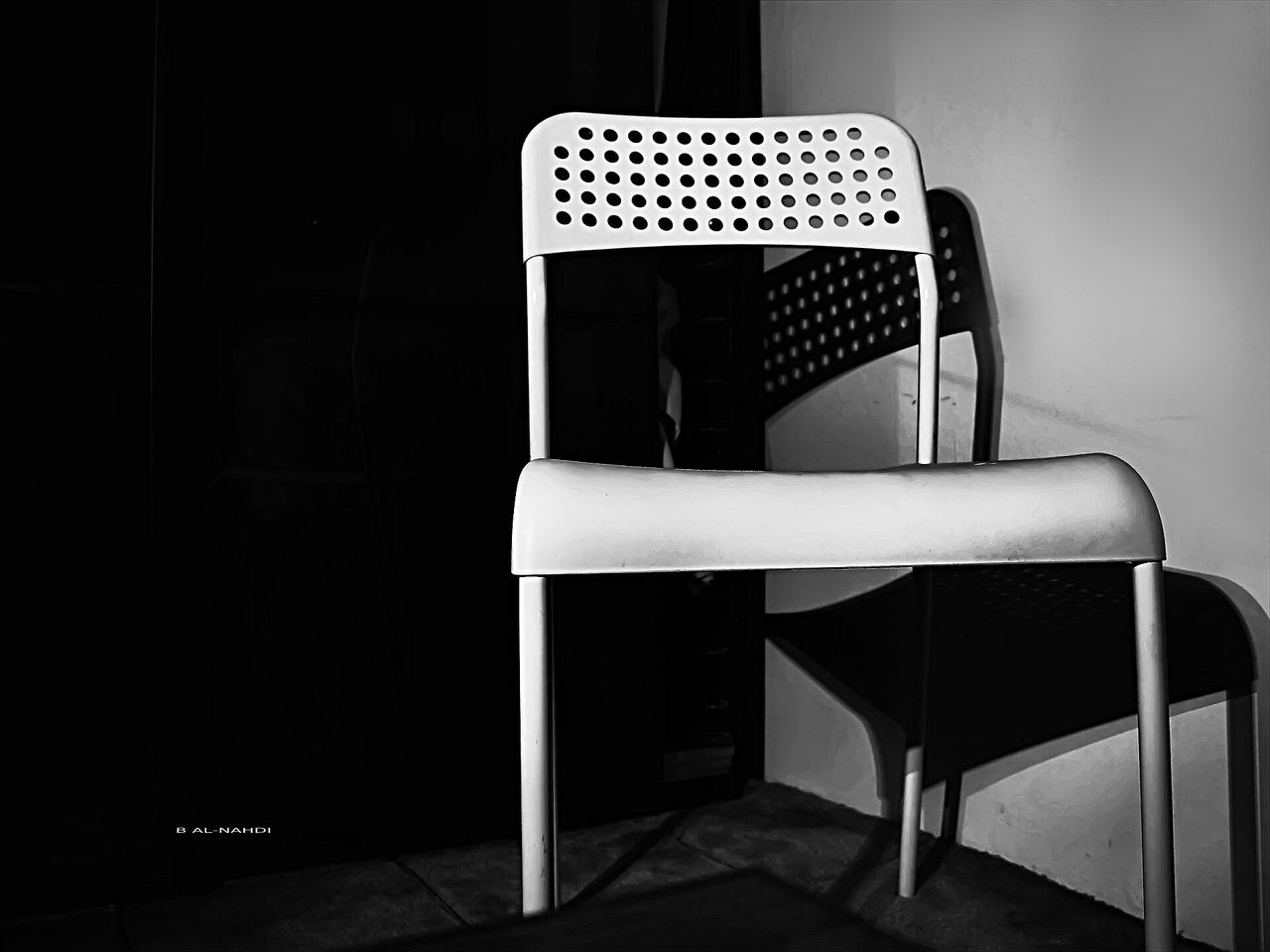 chair, indoors, sitting, one person, seat, young adult, day, people