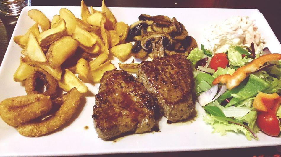 Mi Beef CajunGrill dish was lovely Foodspotting TripAdvisor