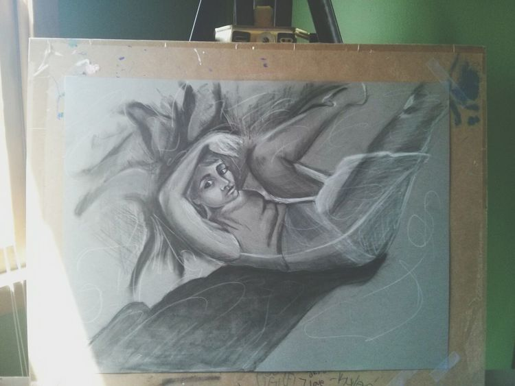 what i'm working on Drawing Art