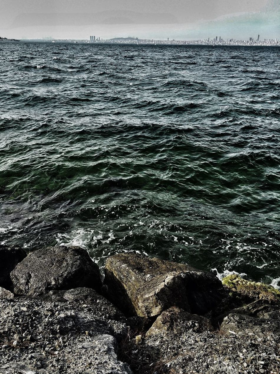 Dark Sea Burgazada