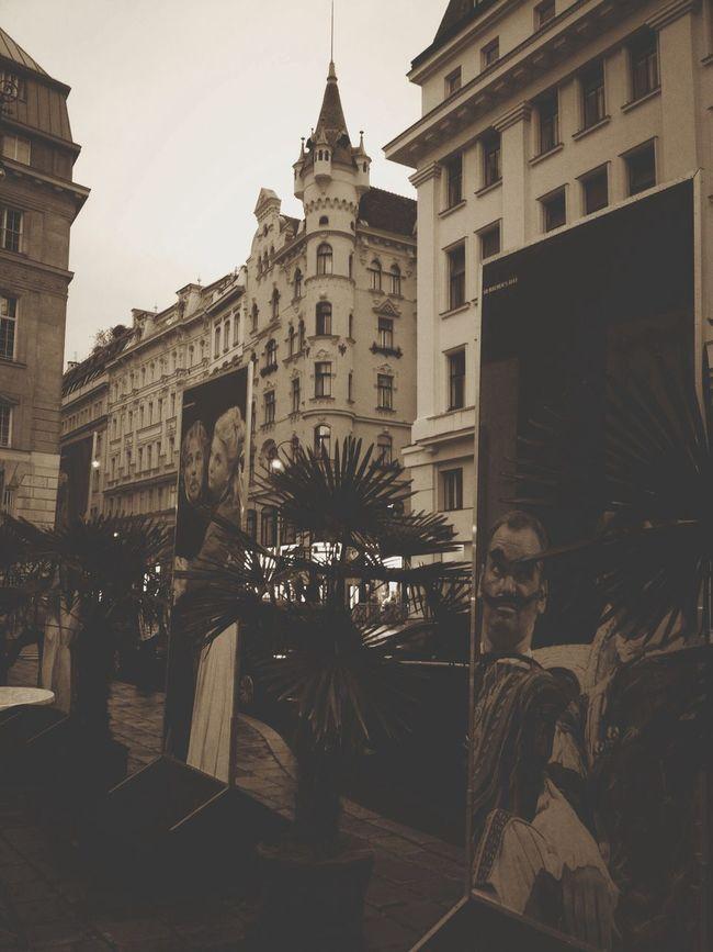Blackandwhite Streetlife