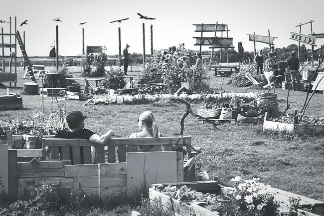 Berlin. Tempelhof Tempelhofpark Relaxing. I ❤ BERLIN