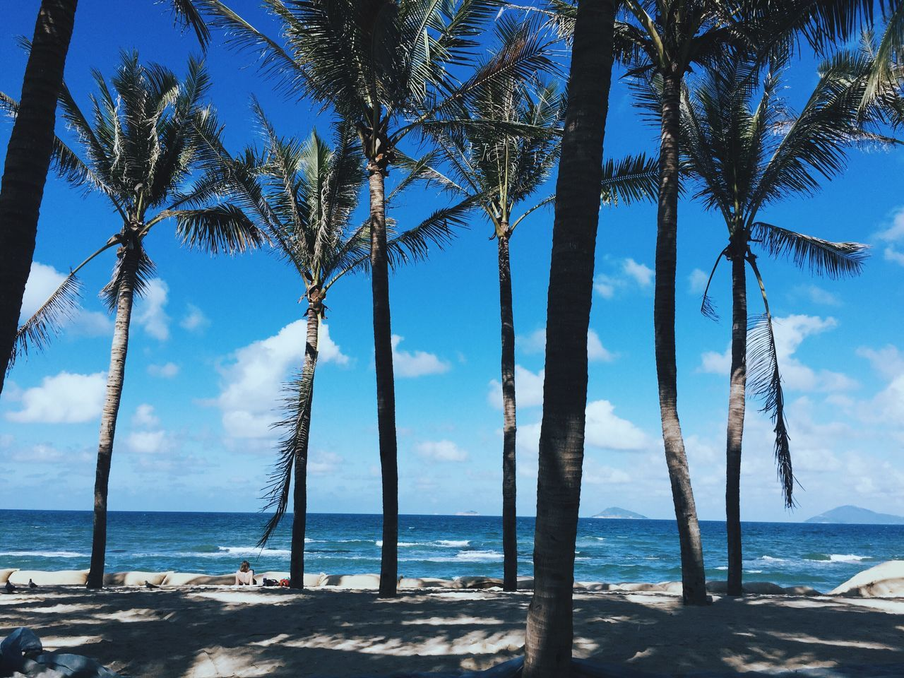 The Great Outdoors - 2017 EyeEm Awards Beach Vitaminsea Hoi An Vietnam Nature Blue Relaxing Water