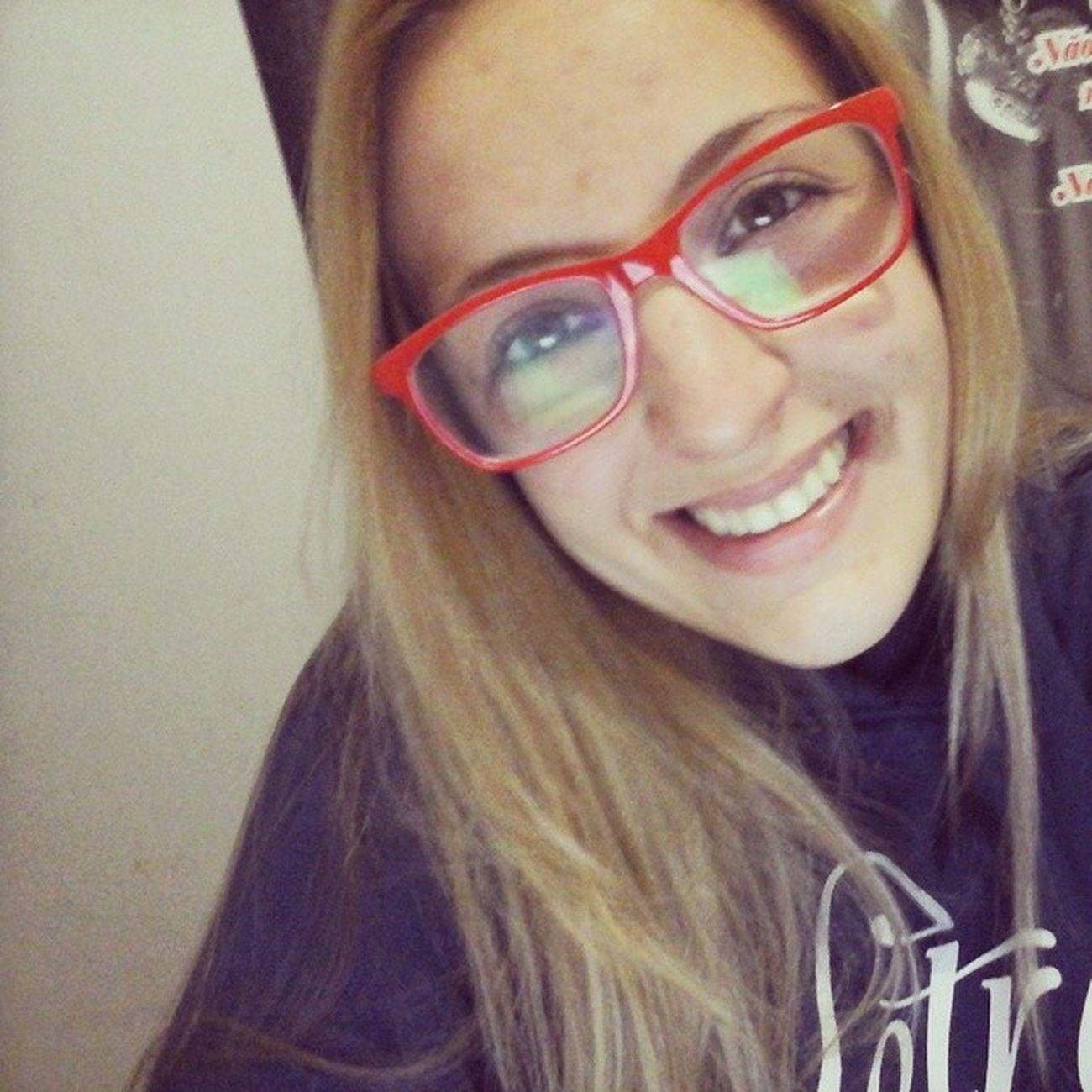 Oe Redglasses Miquin Blonde Monga
