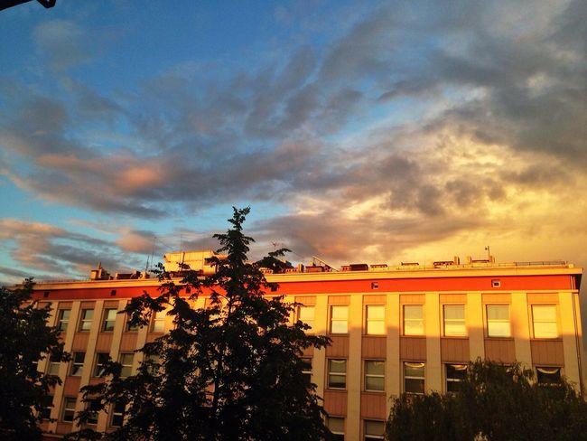 IPSEmotions Clouds Krakow
