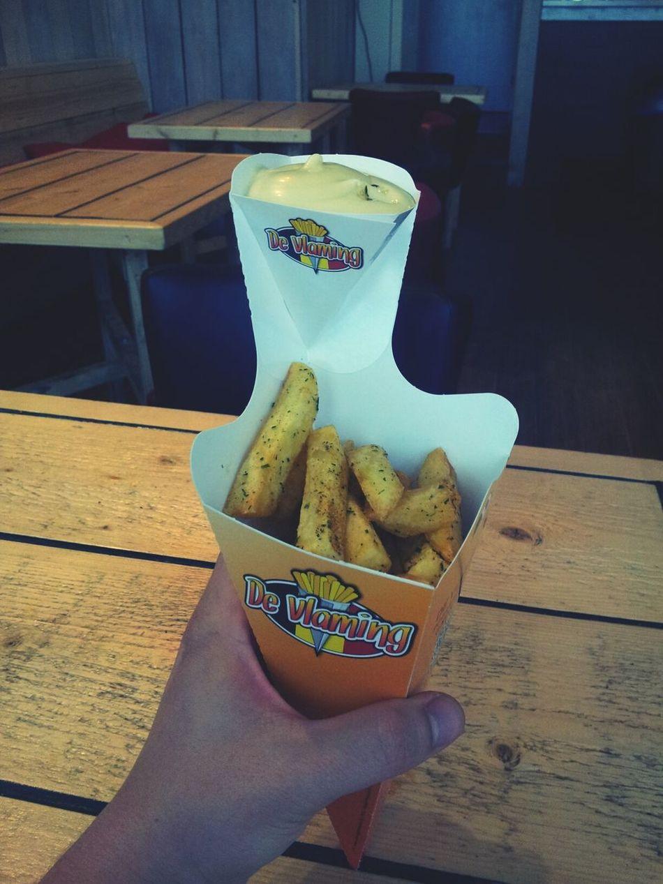 Belgium Fries Mayonnaise
