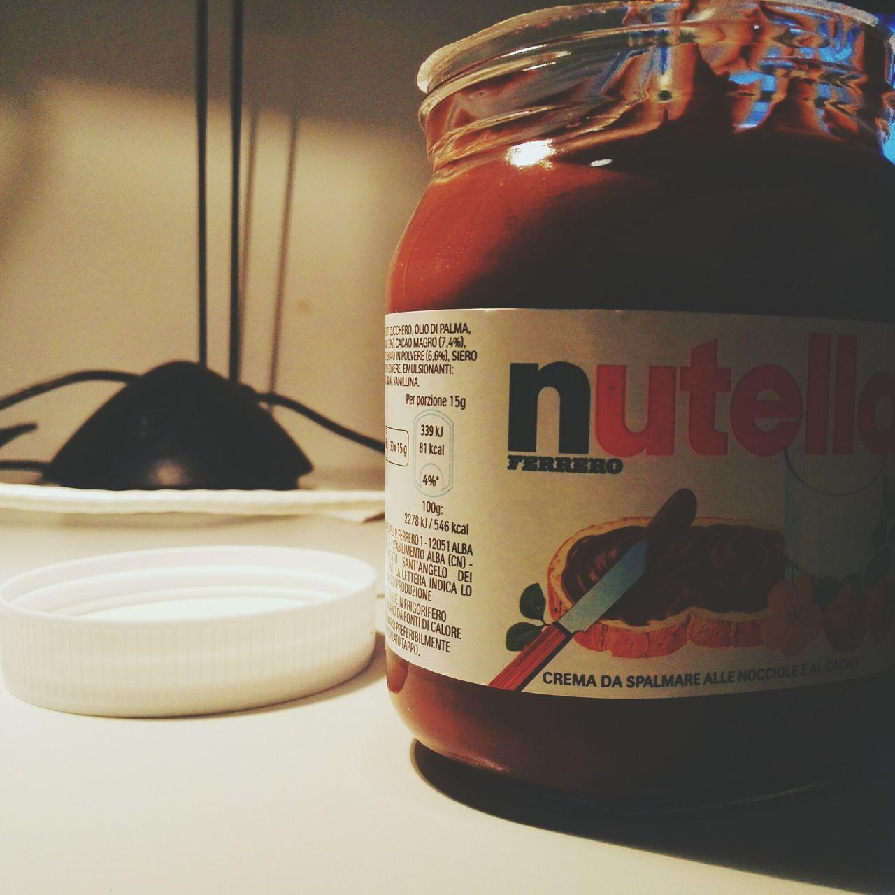 Nutella Trllaitalia Ipocondrie