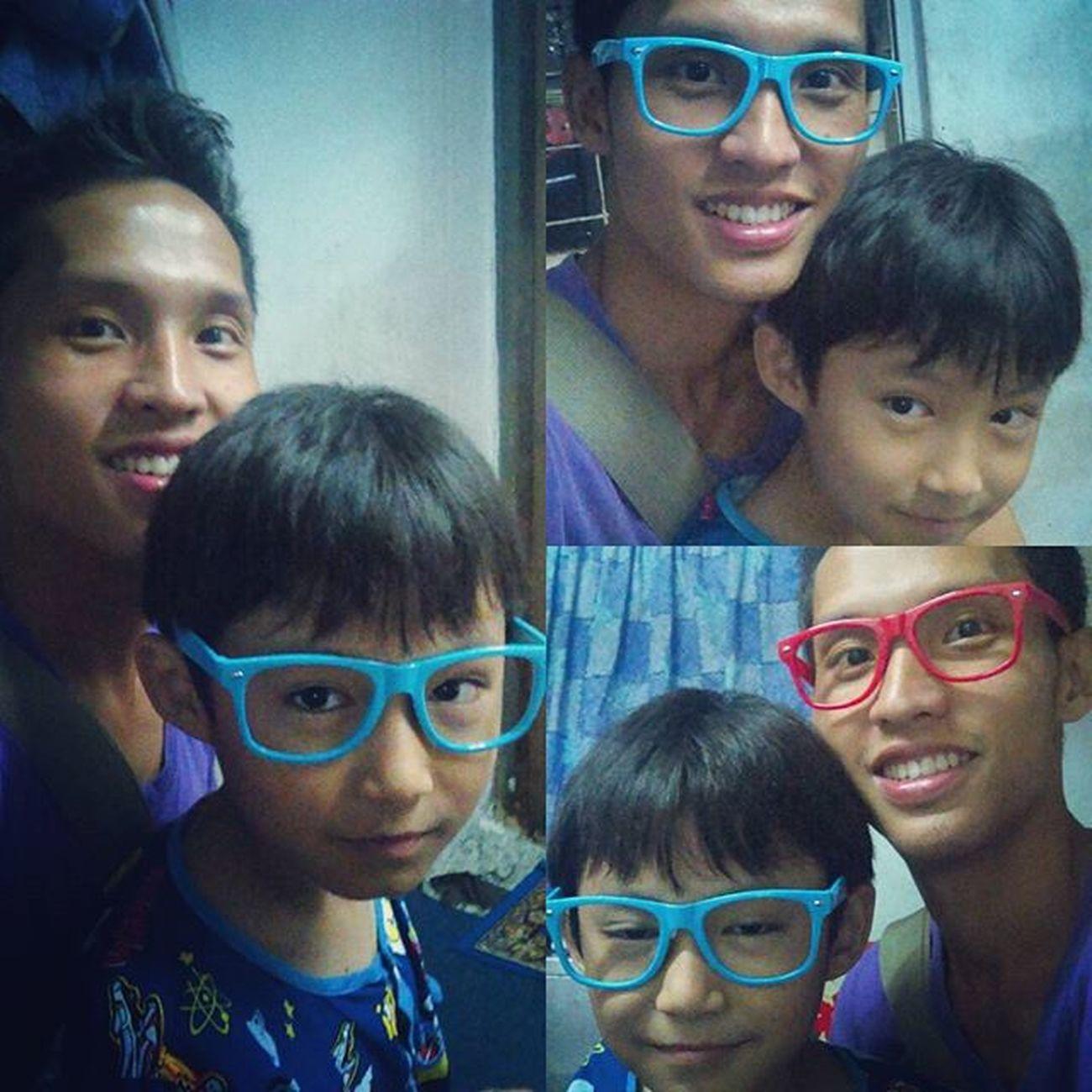 One of my handsome nephew Like_uncle_like_nephew 😁😜😝😛 Instamadness Layout Instagram handsome lol
