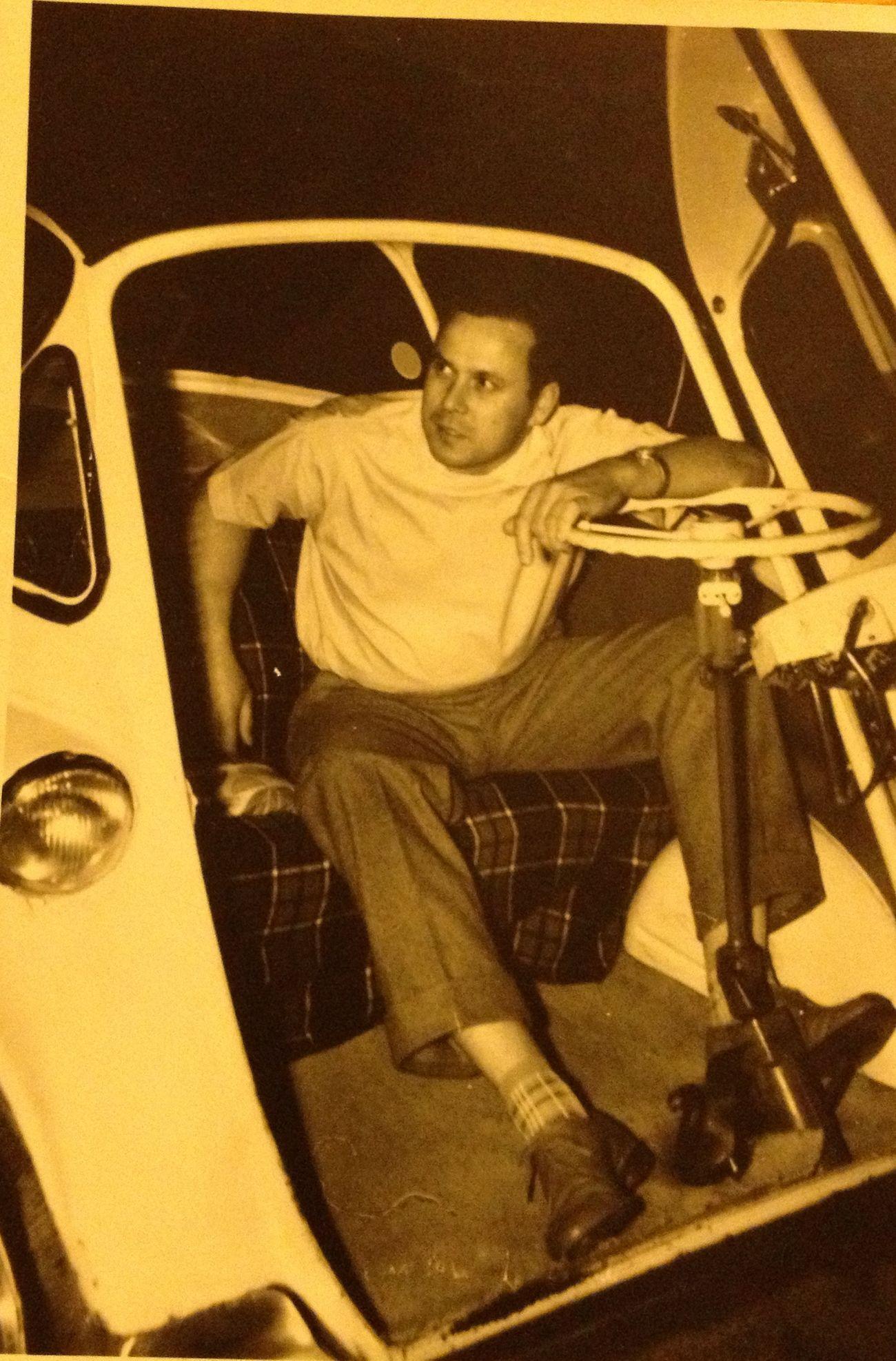 60s Isetta Papa Ist Der Beste