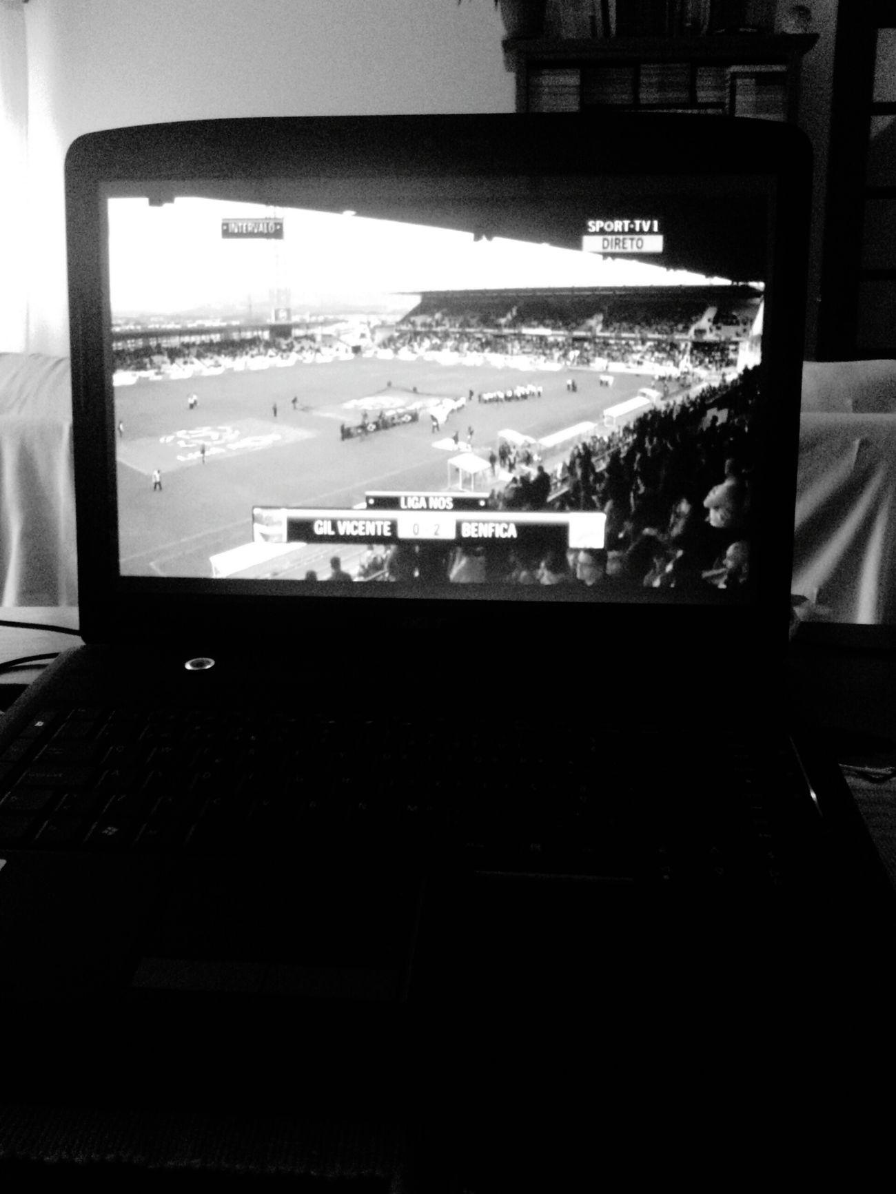 A ver o Benfica! Gil Vicente X SL Benfica