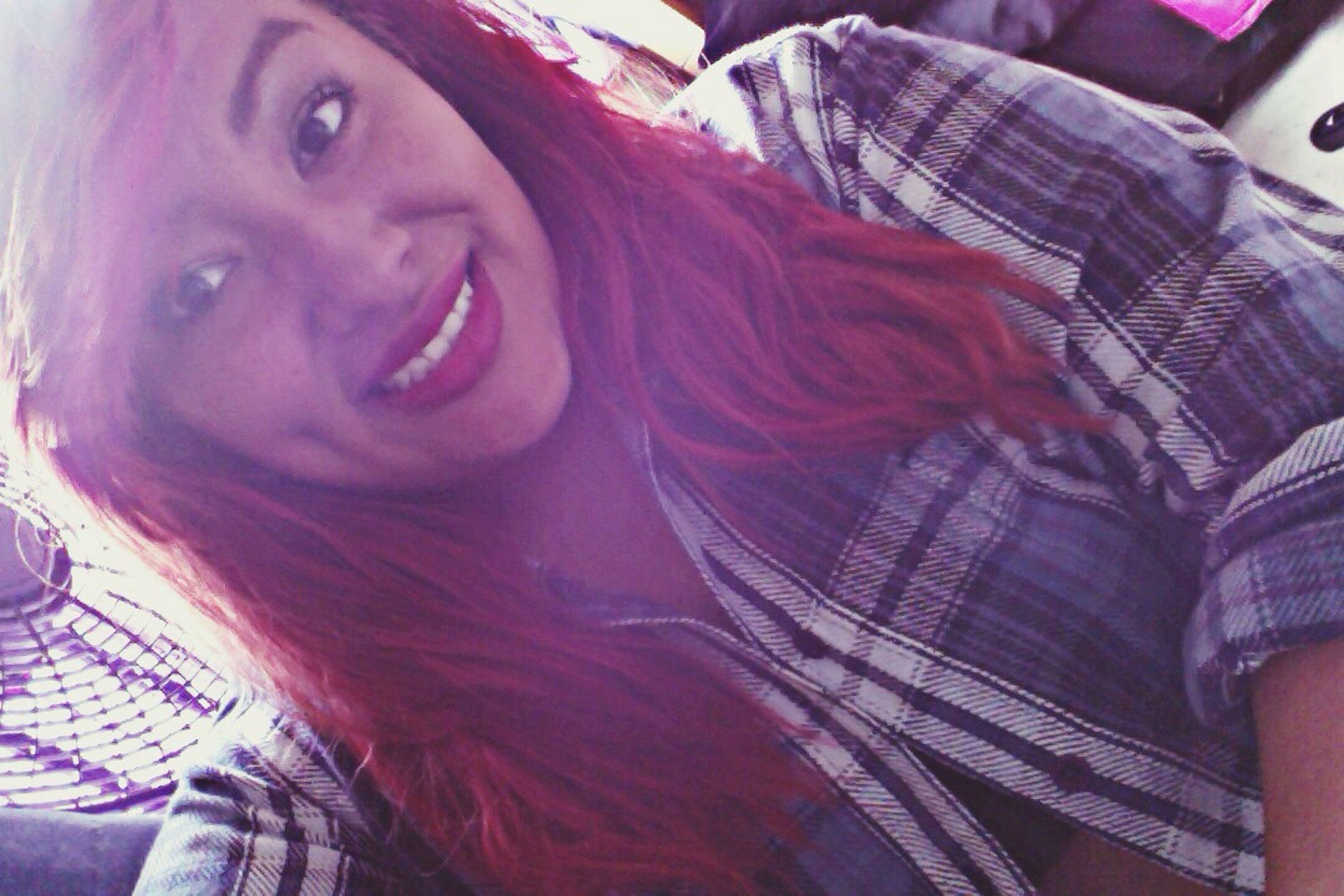 Redhead Smile