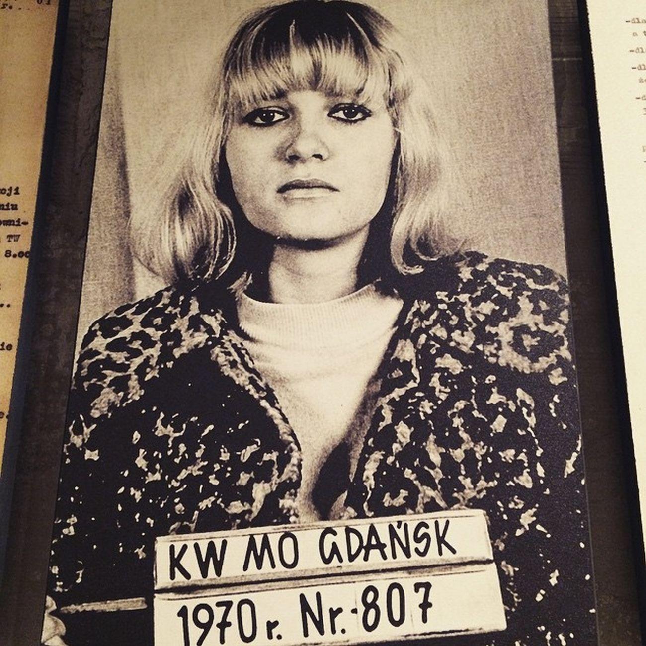 1970 Mugshot Solidarność