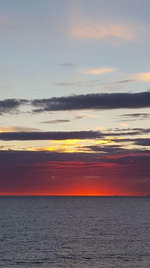 Taking Photos Sunset Bestshot